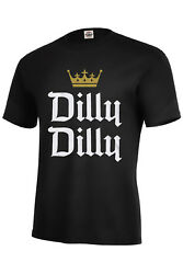 Dilly Dilly T-shirt Crown Beer True Friend Assorted Colors Best Seller S-5xl