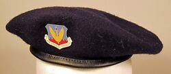 Us Air Force Security Police Air Combat Command Acc Crest Badge Beret