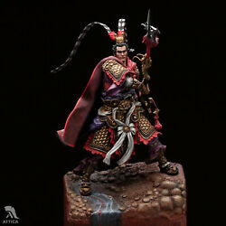 Chinese General Lu Bu Tin Painted Toy Soldier Miniature Pre-sale | Museum