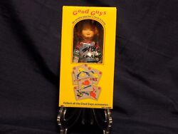 Neca Child's Play Limited Edition Chucky Figure Autographed Brad Dourif