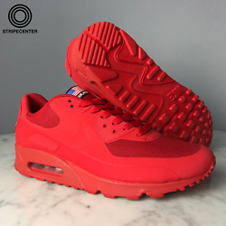 Nike Air Max 90 Hyperfuse And039independence Dayand039 - Sport Red - 613841-660