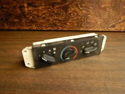Jeep Wrangler 99-04  Heat Heater AC Climate Control Switch FREE SHIP