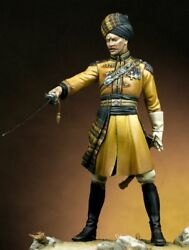 Rissalder Major, 1st Skinner's Horse Painted Toy Soldier Pre-sale   Museum