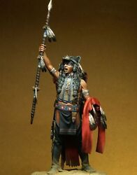 Indian Chief Native Americans Painted Toy Soldier Miniature Pre-sale | Museum