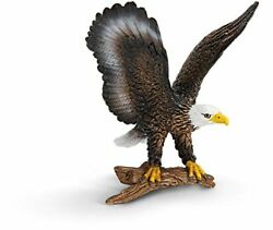 Schleich Wildlife bald eagle figure 14634 PO