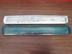 1969 Plymouth Road Runner Gtx Hood Scoops Inserts Pair W/ Block Off Plates 418
