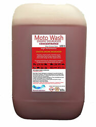 Engine Degreaser Caustic Formula 1001 Moto Wash 25l Container Scented