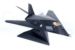 Pacmin F-117 Stealth Lockheed Aircraft Model 148 Scale Rare Collectable Gift