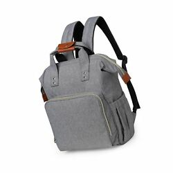 Diaper Bag Backpack HoHope Baby Diaper Bags Wide Open Designer with Insulate...
