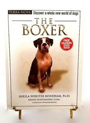 The Boxer (Terra-Nova) Guide Book with CD Positive Reinforcement Dog Training