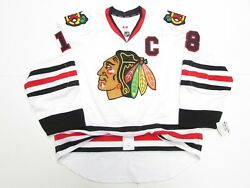 Chicago Blackhawks Away Any Name / Any Number Team Issued Reebok Edge 2.0 Jersey