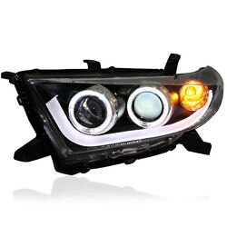 For Toyota Highlander 2011-2013 HID Turn Signal High+Low Beam Ballast Len