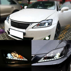 For Lexus IS250IS300 IS350IS F Sport Headlight Set No Bulb Xenon High Light