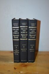 Ernest Jones - The Life And Work Of Sigmund Freud - 1955 - Volumes 12 And 3