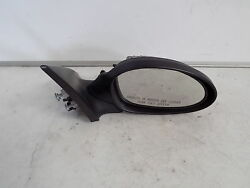 FRONT RIGHT DOOR VIEW MIRROR no cover OEM E92 BMW 335i COUPE 07 08 09 10