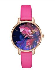 Ted Baker Kate Leather Strap Watch 38mm $145.00