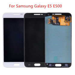 For Samsung Galaxy E5 E500 E500H LCD Display Touch Screen Digitizer Assembly