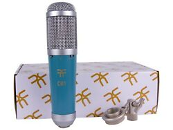 3U Audio Teal CM1 Condenser Microphone For Acoustic Guitar Vocals