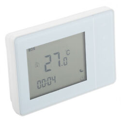 1pcs 220V Wireless RF LCD Digital Heating Thermostat Temperature Controller New