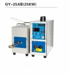 Gy-25ab 25kw High Frequency Induction Heater 30-80khz Brand New Vm