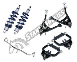 67 68 69 70 Mustang Ridetech Strong Arm And Coil Over Front Suspension Package