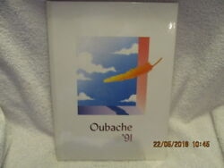 1991 Yearbook Wabash Valley College Mount Mt. Carmel Il Oubache Great Photos