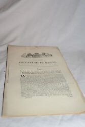 Reading Gas Act Of Parliament 1836 Berkshire House Of Commons Law Lighting