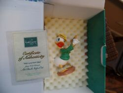 Walt Disney Collectors Society - Mr. Duck Steps Out Series