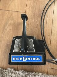 MERCURY MARINER OUTBOARD BOAT MOTOR ENGINE CONTROL BOX WITH CABLES