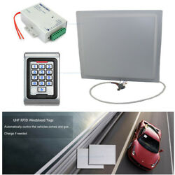 15meter Uhf Rfid Reader Controller Windshield Tag For Parking Management Systems