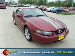 2004 Mustang Deluxe 2004 Ford Mustang Red with 114696 Miles available now!