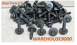 50 Hex Head Sems Bolt With Dog Point Auveco 15780 Ford Oem N606690-s2