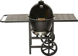 Goldenand039s Cast Iron 13525 Cooker With Full Cart - 20.5