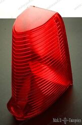 New 1961 - 1964 Lincoln Tail Light Lamp Lens - Includes Inner Clear Optic Lens