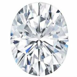 Oval Forever One Charles And Colvard Loose Moissanite Stone
