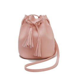 Women Bag Shoulder Crossbody Bucket Bags for Women 2018 Summer Tassel $9.99