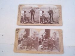 13 1903 Keystone View Company And Other Stereoview Cards - Collectible - Bba-3
