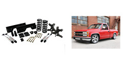 Ridetech Streetgrip Suspension System,fits 1988-98 Chevy C1500 Pickup,spindles