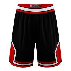 New Mens Basketball Shorts Gym Fitness Workout Mesh Athletic Pants S-4xl Sports