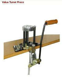 Lee 4-hole Value Turret Press W/auto Index In Stock And Ready To Ship 90932