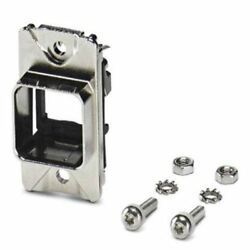 Phoenix Contact CUCSeries RJ45 Panel Mounting Frame for use with RJ Connector