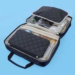 Storage Toiletry Bag Hair Dryer CaseToiletries Kit Cosmetic Makeup Large Travel