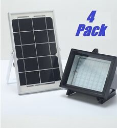 4 Pack Bizlander Solar Light Great For Garden Auto Turn On/off Automatic Home Sk
