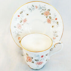 Royal Albert Autumn Sunlight Tea Cup And Saucer Set Made In England New Never Used
