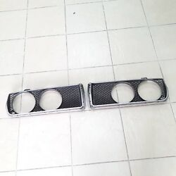 Toyota Corona Rt62 Mark2 Front Grille Genuine Parts Nos Japan