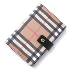New Authentic BURBERRY Wallet Black 4073137-black Women's Gift