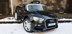 Kids Ride On Audi A3 Licensed 12v Car Remote Control Twin Motor Battery Cars