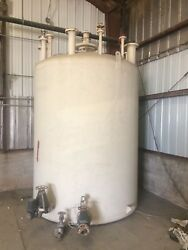 2000 Gallons Lined Mixing Tank