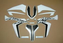 Africa Twin Crf 1000l 2016 Complete Decals Stickers Set Kit Replacement Graphics