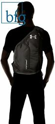 Under Armour Compel Sling 2.0 Backpack 15 inch laptop Water Crossbody Gym School